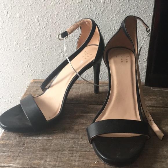Shoes | Target High Heels Black Size